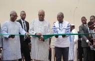 Ouagadougou: les rues Wemba Poko et 29.46 inaugurées