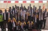 Burkina : Accueil triomphal pour l'équipe de football junior après son sacre à Libreville