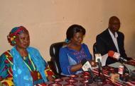 MGF ET MARIAGES D'ENFANTS AU BURKINA:  l'épouse du chef de l'Etat échange avec  les femmes corps habillés