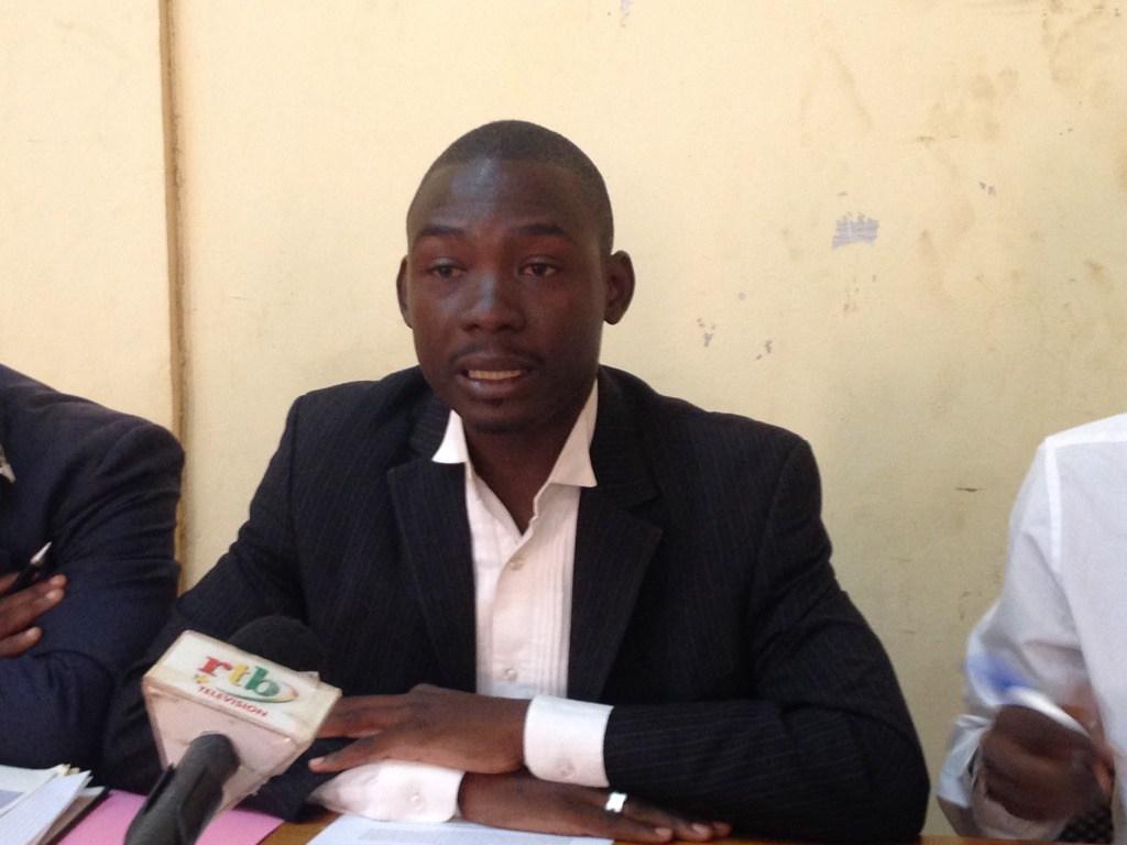 ADAMA CONGO, PRESIDENT DU MJS : il faut « éviter que dans 5 ans,  le drapeau des terroristes ne flotte sur Ouagadougou »