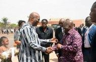 Présidence du Faso : Roch Marc Christian Kaboré en visite au Ghana ce lundi
