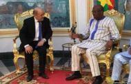 SECURITE : Le Drian attendu  à Ouagadougou vendredi
