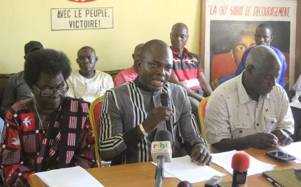UNIR/PS : la fédération du Kadiogo demande la déchéance d'Alexandre Sankara