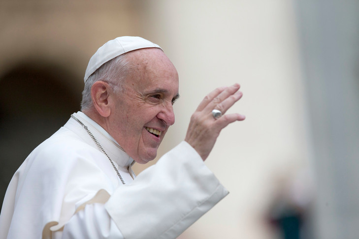 MADAGASCAR : Le pape François attendu en 2019