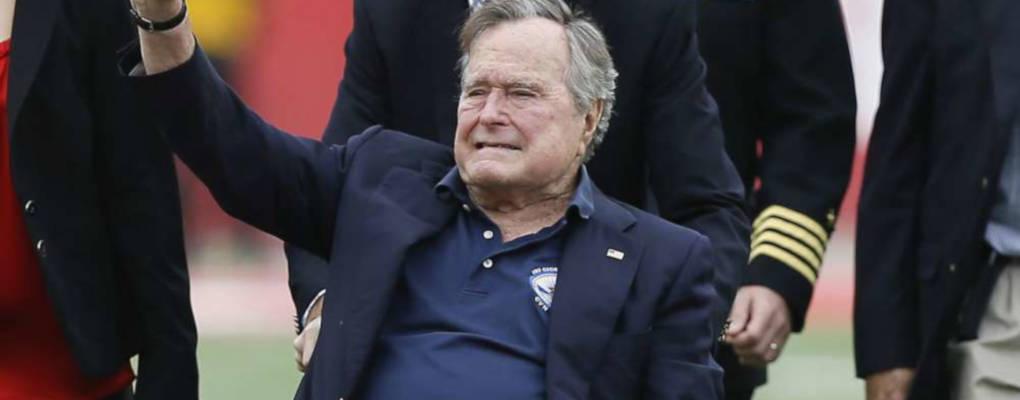 ETATS-UNIS : décès de l'ex-président George Bush (père) à l'âge de 94 ans