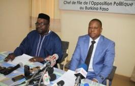 NOMINATIONS D'UN NOUVEAU PM ET DU CEMGA : l'opposition politique « prend acte »