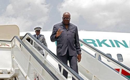 DIPLOMATIE: le président du Faso aux Emirats arabes unis du 23 au 25 avril