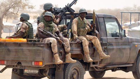 NIGER: au moins 17 militaires tués et 11 autres portés disparus