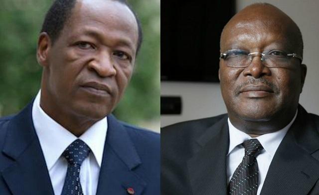 SITUATION NATIONALE: Blaise Compaoré enverra une deuxième lettre à Roch Kaboré