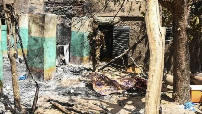 MALI:  au moins 95 civils tués dans un village dogon