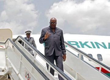SOMMET DE L'UEMOA : le président du Faso attendu à Abidjan