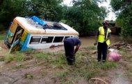 AXE BOBO-BOROMO: 4 morts et des blessés graves suite au naufrage d'un car de transport