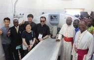 HOPITAL PAUL VI DE OUAGADOUGOU: un scanner de 64 canaux offert par son partenaire sud-coréen