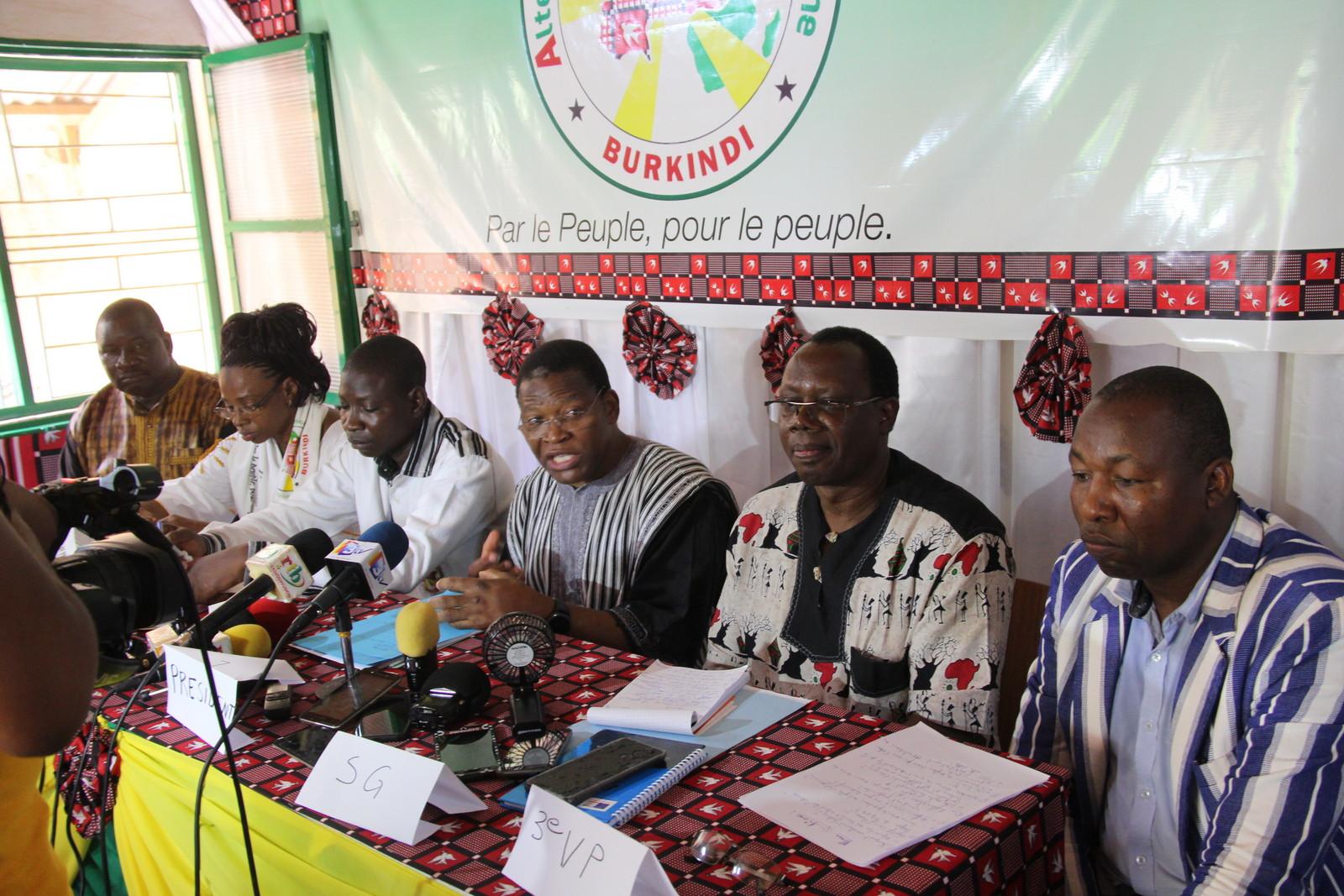 CRISE SECURITAIRE AU BURKINA: les propositions de l'APP-Burkindi