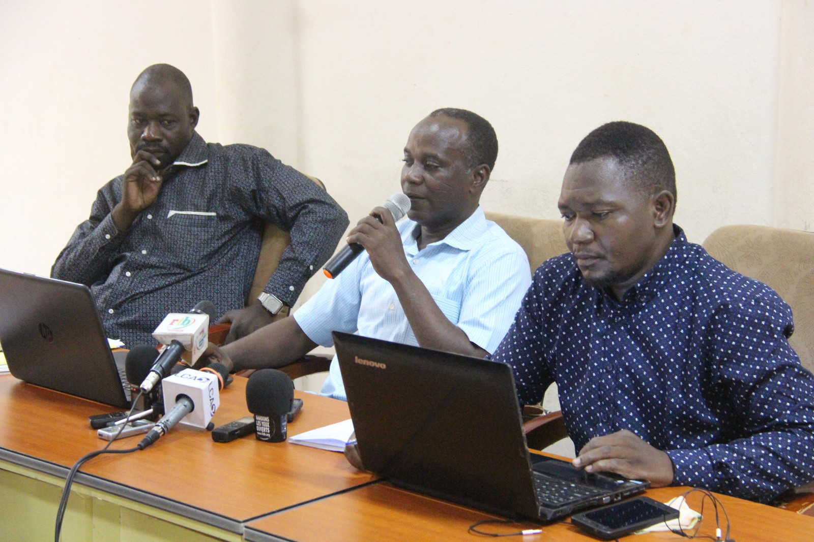 ARNAUD BOUDA, membre de la CRSE/Centre: «Il est difficile de ne pas croire que ce sont des règlements de comptes»