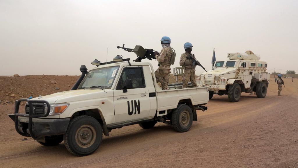 MALI: un Casque bleu tué, 5 blessés dans deux attaques (force ONU)