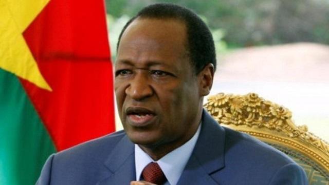 CDP: Blaise Compaoré appelle aux retraits des plaintes de militants
