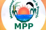 ASSASSINAT DU DEPUTE-MAIRE DE DJIBO: la réaction du MPP