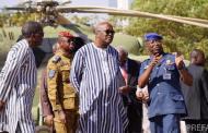 DEFENSE: le président du Faso informé sur les nouvelles acquisitions au profit de l'armée