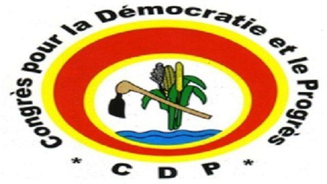 ELECTIONS DE 2020: le CDP souhaite que «cette date ne soit pas un leurre du gouvernement pour un éventuel report»