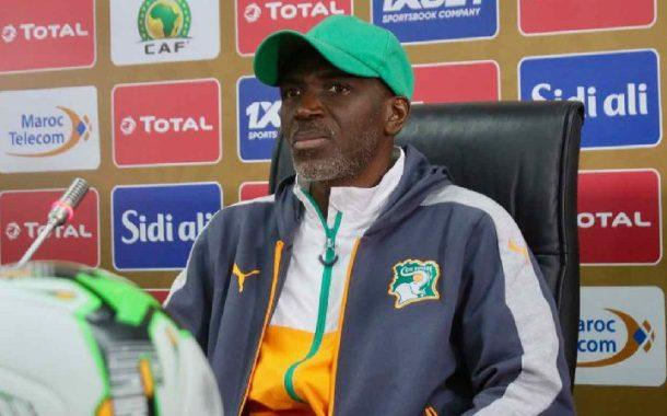 FOOTBALL: la FIF met un terme à sa collaboration avec le sélectionneur Ibrahim Kamara