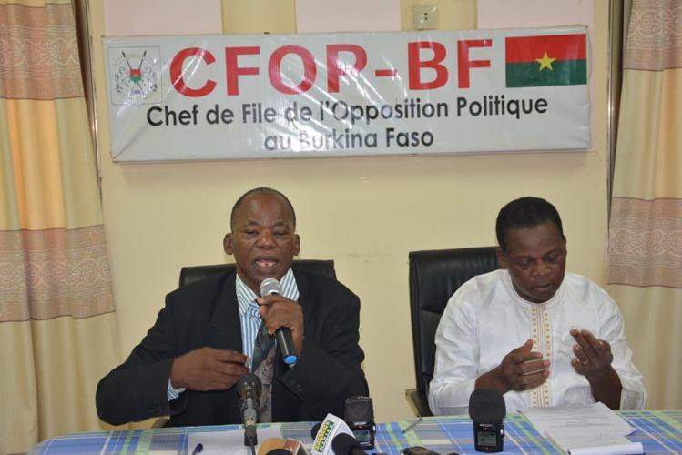 PRESIDENTIELLE DE 2020: «Roch sera éliminé dès le premier tour à cause de sa gestion calamiteuse» (CFOP)