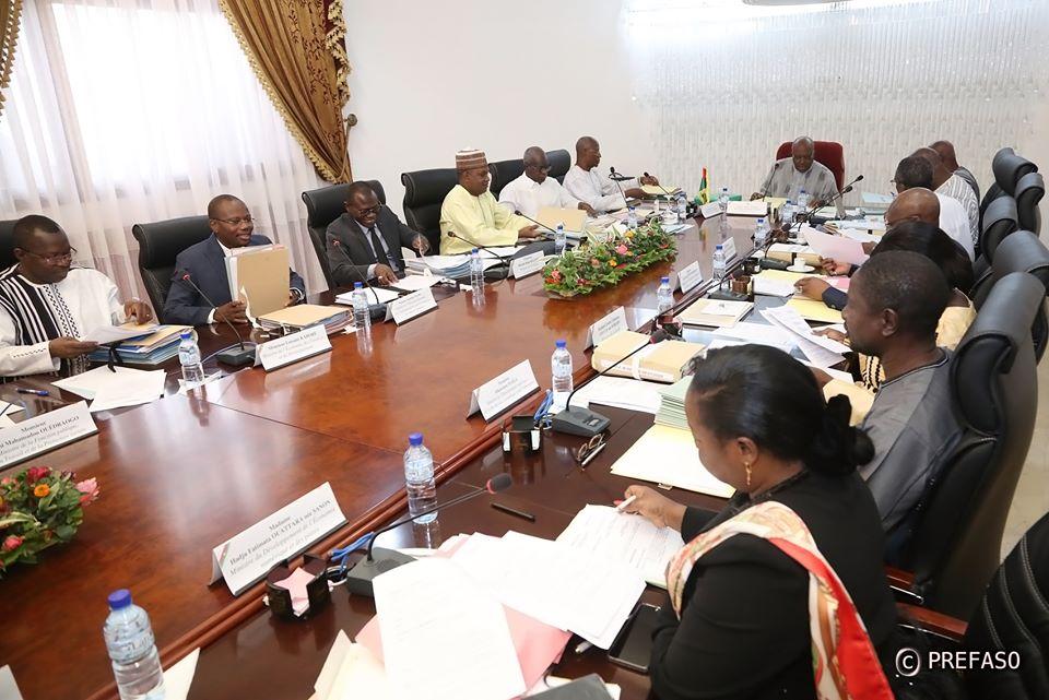 Compte rendu du Conseil des ministres du mercredi 12 février 2020