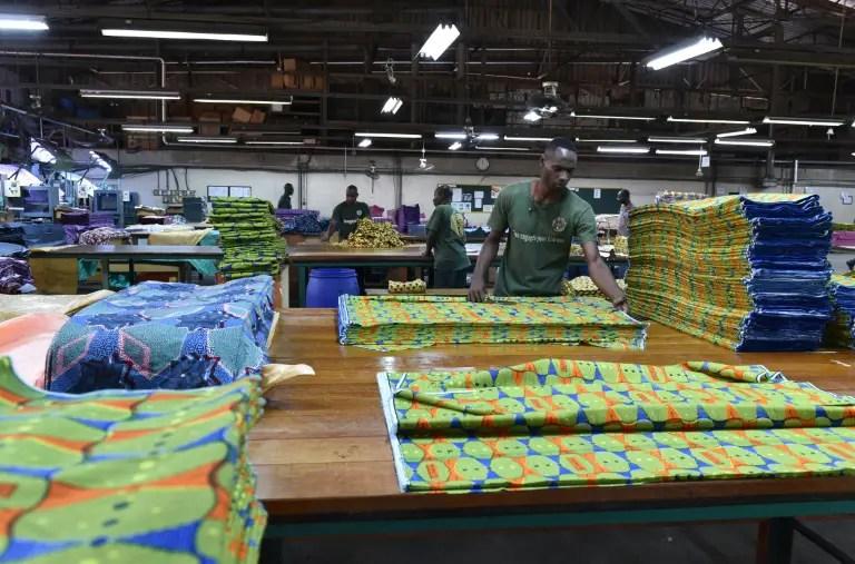 Côte d'Ivoire: le pagne africain, petit nom, gros succès et grandes ambitions