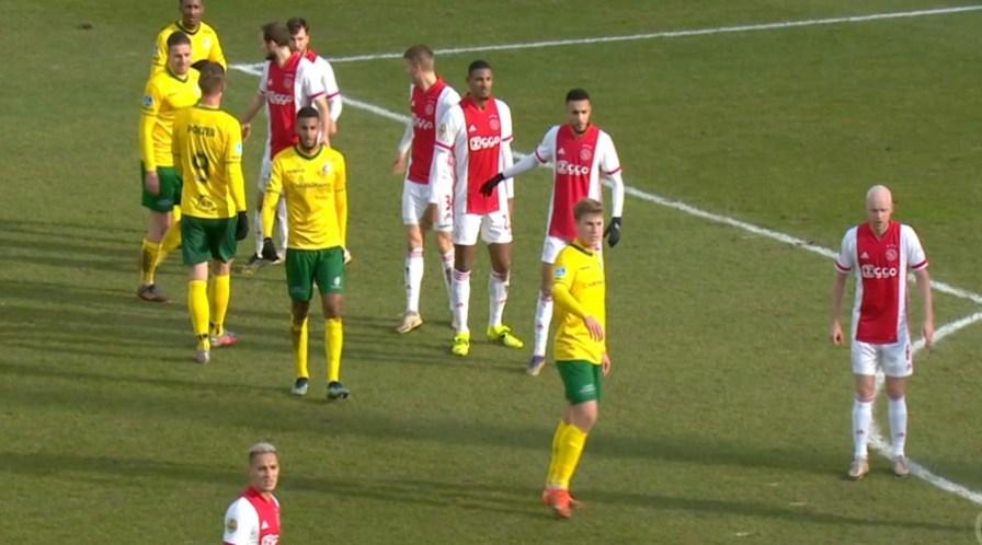 Fortuna Sittard - Ajax