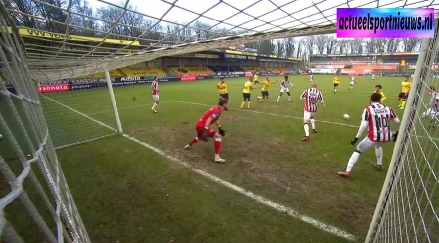 VVV-Venlo - Willem II