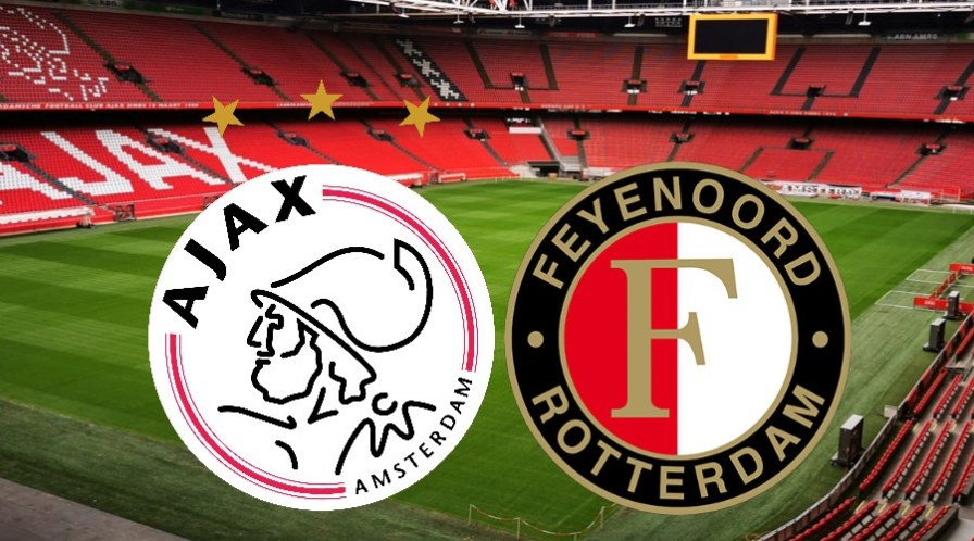 Via welke livestream De Klassieker Ajax - Feyenoord kijken