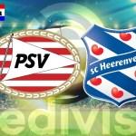 Eredivisie live stream PSV – Heerenveen