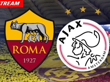 Europa League livestream AS Roma - AFC Ajax