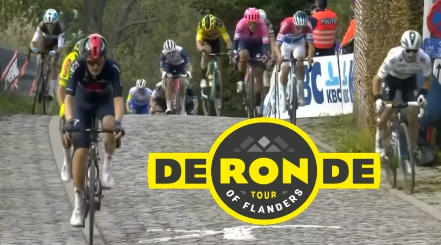 LIVE STREAM Ronde van Vlaanderen 2021
