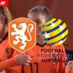Livestream Nederland – Australië   Oranje Leeuwinnen