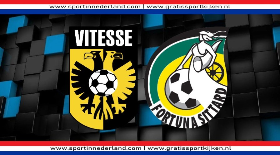 Livestream Vitesse - Fortuna Sittard