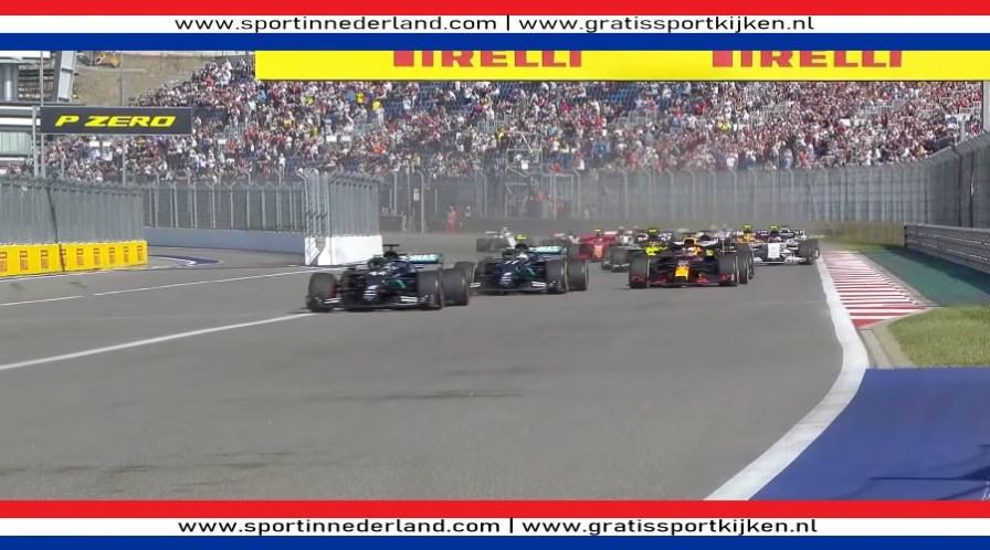 Russian Formule 1 GP Sotsji livestream