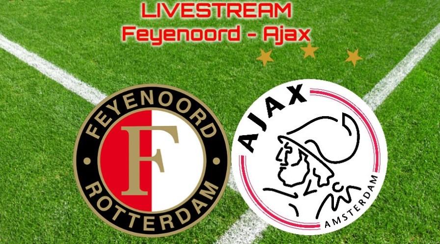 Feyenoord - Ajax eredivisie vrouwen livestream