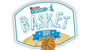 Kinder Sport + Basket Day