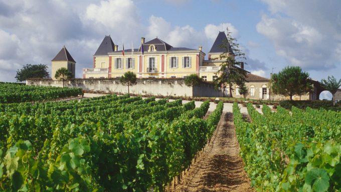 Pessac-léognan Château de France vins