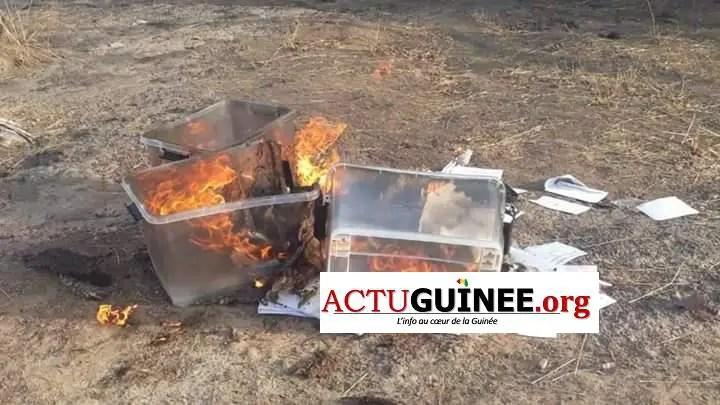 FB IMG 1584916341031 - Vote de dimanche en Guinée : Plusieurs incidents et cas de morts signalés à Conakry ! (Constats)