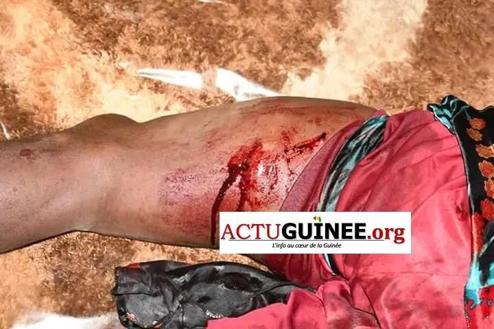 FB IMG 1584916405427 - Vote de dimanche en Guinée : Plusieurs incidents et cas de morts signalés à Conakry ! (Constats)