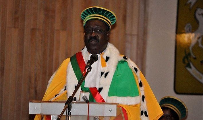 """Résultat de recherche d'images pour """"président du conseil constitutionnel du Burkina"""""""