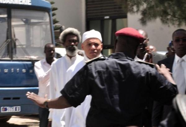 Karim Wade va purger sa peine au Cap Manuel