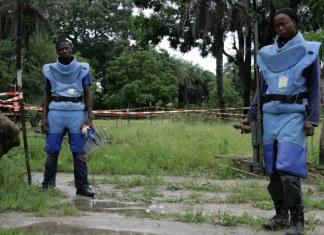 Rebellion et sécurité en Casamance