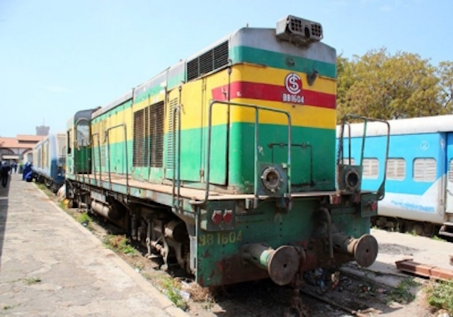 Nouvelles lignes du chemin de fer Dakar-Bamako