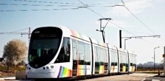 Le Train Express Régional fait l'objet de financement de la BID