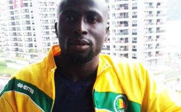 le lutteur Adama Diatta, dernière carte du Sénégal