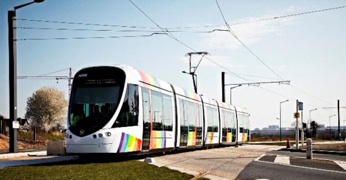 Le Train Express Régional géré par les français