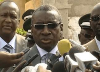 Le ministre de la justice Sidiki Kaba annonce un Conseil interministériel sur les prisons